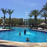 Riu Santa Fe Pool Area!!!!