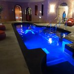 Pool in the basement