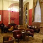 Chambers dining/relaxing room - reserved for chambers guests