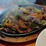 Steak Fajitas - no flavor and very tough