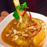 Lamb Shank Massaman curry