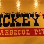 Dickey's Ballpark resmi