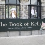 Trinity College, Books of Kells