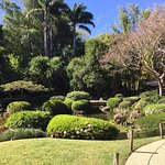This was the Japanese Garden