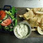 Fresh Salt and Pepper Squid, the best in Australia!