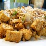 Tofu Vietnamese dish
