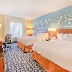 Fairfield Inn & Suites Durham Southpoint Foto