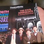 theatre works: the four immigrants