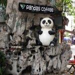 Pandas Coffee