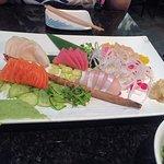 Gold Sashimi Platter