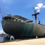 SS American Victory Mariners' Memorial and Museum Ship Foto