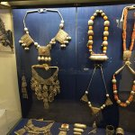 Typical jewelry from Yemen