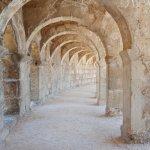 Руины и Амфитеатр Аспенда