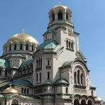 Cathédrale Alexandre Nevski a 15 mn a pied