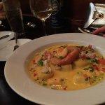 Seafood a la Wando