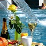 Champagner - Frühstück