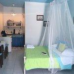 Foto Voula Beach Rooms
