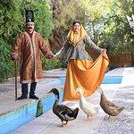 Moshir_al_Mamalek Hotel Garden