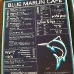 Foto de Blue Marlin Restaurant