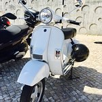 Photo de Lisbon Vintage Scooter