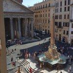 Photo de Albergo del Sole Al Pantheon