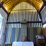 The top table,Great Hall