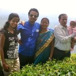 Tea garden in Ooty where you can click pictures and get a dress in rent and take a click pluckin