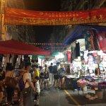 Photo of Temple Street Night Market