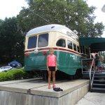 ภาพถ่ายของ Trolley Car Diner