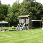 Older children's climbing frame