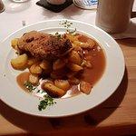 Knoblauch Steak