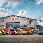 The widest range of rental cars for the Nürburgring