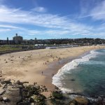 Photo de Bondi to Coogee Beach Coastal Walk