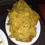 chicken fried steak!