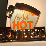 Coffee house kitsch