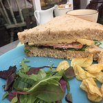 Now that's what you call a sandwich!