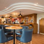 Newly refurbished bar and restaurant