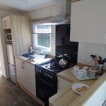 Spruce Caravan - kitchen