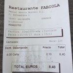 Photo de Restaurante Fabiola