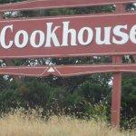 Sign for Samoa Cookhouse