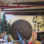 More logging equipment