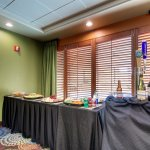 Manager's Reception Monday-Thursday from 4:30 PM - 6:00 PM