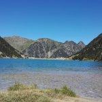 Lac de Gaude magnifique