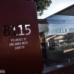 Mandela House.