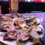 Rockefeller and Oceana Oysters
