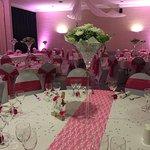 salle de mariage lucaty sur Mouscron