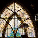 Elegant Stained Glass Windows
