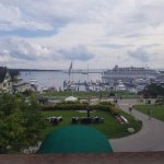 Mackinac Harbor
