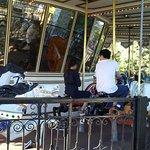 historic carousel