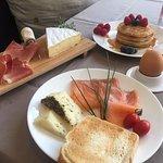 Photo de Hotel Garni Villa Park